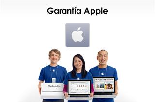Garantía apple
